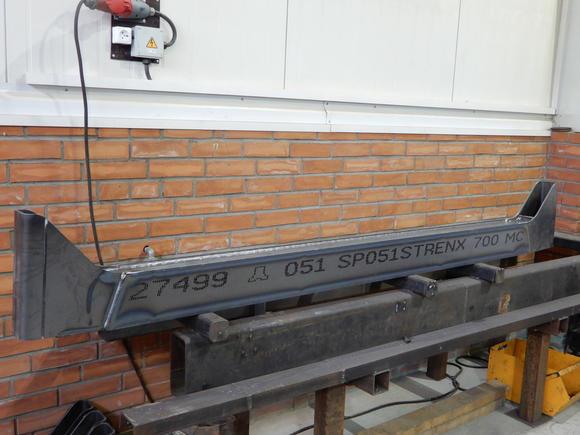 Коники STEELBEAR из шведской стали STRENX700 MC – готовность от двух дней!